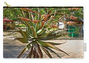 Aloe Plant In Kruger National Park-south Africa Carry-all Pouch