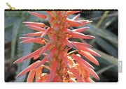 Aloe Vera Flower Carry-all Pouch