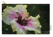 Aloha Aloalo Tropical Hibiscus Haiku Maui Hawaii Carry-all Pouch