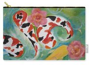 Aloha Koi Carry-all Pouch