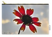 Alone Flower I Mlo Carry-all Pouch