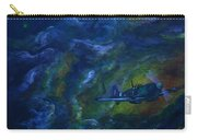 Alone In The Clouds Carry-all Pouch