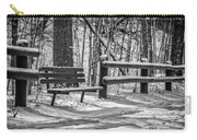 Alone In Your Thoughts Carry-all Pouch