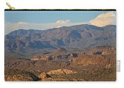 Along The Apache Trail Carry-all Pouch
