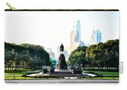 Along The Benjamin Franklin Parkway In Philadelphia Carry-all Pouch
