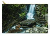 Waterfall - Along The Borderlands Carry-all Pouch