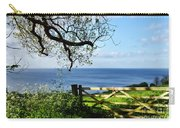 Along The Coastal Path - Lyme Regis Carry-all Pouch