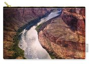 Along The Colorado River Carry-all Pouch