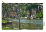 Along The Guadalupe Carry-all Pouch