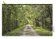 Along The Katy Trail Carry-all Pouch