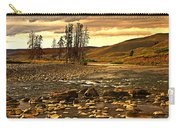 Along The Larmar River Carry-all Pouch