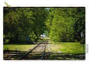 Along The Rails Carry-all Pouch