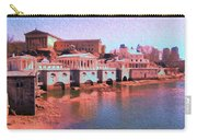 Along The Schuylkill At The Philadelphia Waterworks Carry-all Pouch