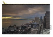 Along The Seattle Waterfront Carry-all Pouch