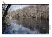 Silver River - Reflections Carry-all Pouch