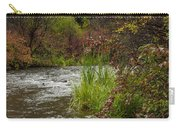 Along The Stream Carry-all Pouch