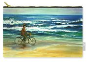 Along The Surf Carry-all Pouch