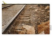 Along The Tracks Carry-all Pouch