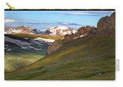 Along Trail Ridge Road Carry-all Pouch