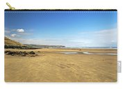 Along Whitby Sands Carry-all Pouch