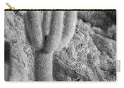 Alpaca Incahuasi Island Black And White Select Focus Carry-all Pouch