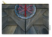Alpha And Omega Chi Rho Carry-all Pouch