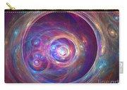 Alpha Centauri Carry-all Pouch by Kim Sy Ok