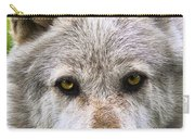Alpha Male Wolf Carry-all Pouch