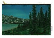 Alpine Garden Carry-all Pouch