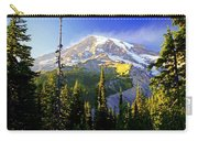 Alpine Glow 2 Carry-all Pouch by Marty Koch