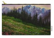 Alpine Meadow Carry-all Pouch