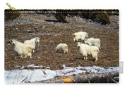 Alpine Mountain Goats Carry-all Pouch