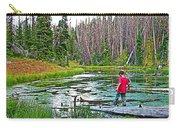 Alpine Pond On Alpine Pond Trail In Cedar Breaks National Monument-utah Carry-all Pouch