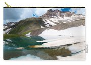 Alpine Reflection In The San Juans Carry-all Pouch