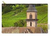 Alsace Church Carry-all Pouch by Brian Jannsen
