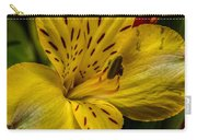 Alstroemeria Bloom Carry-all Pouch