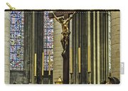 Altar Of Rouen Cathedral Carry-all Pouch