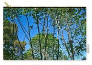 Alternate Reality - Reflected View Of The Forest From A Pond In Garland Ranch Park In Carmel Valley. Carry-all Pouch