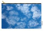 Altocumulus Cloud. Carry-all Pouch