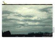 Altostratus Undulatus Asperatus Clouds Carry-all Pouch