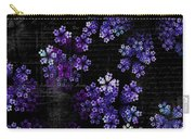Alyssum Carry-all Pouch