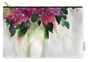 Alyvos - Lilacs Carry-all Pouch