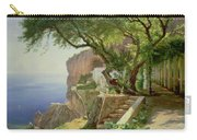 Amalfi Carry-all Pouch