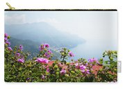 Amalfi Coast View From Ravello Italy  Carry-all Pouch