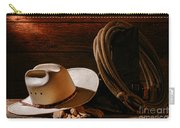Amarillo By Morning Carry-all Pouch