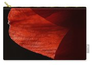 Amaryllis Abstract Carry-all Pouch