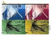 Amaryllis Pop Art Carry-all Pouch