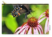 Amazing Butterfly Carry-all Pouch by Marty Koch