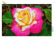 Amazing Red Yellow Rose Carry-all Pouch