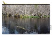 Reflections - On The - Silver River Carry-all Pouch